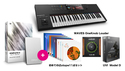 Native Instruments KOMPLETE KONTROl S49 MK2 + KOMPLETE 13 ULTIMATE Collector's Edition ★RockoN限定 UVIピアノ音源+初めてのiZotope11点セット、そしてWAVES OneKnob Louderもプレゼント!の通販