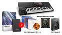 Native Instruments KOMPLETE KONTROl S49 MK2 + KOMPLETE 13 ULTIMATE ★RockoN限定 UVIピアノ音源+初めてのiZotope11点セット、そしてWAVES OneKnob Louderもプレゼント!の通販