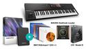 Native Instruments KOMPLETE KONTROl S61 MK2 + KOMPLETE 13 ★RockoN限定 UVIピアノ音源+初めてのiZotope11点セット、そしてWAVES OneKnob Louderもプレゼント!の通販