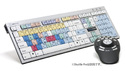 LogicKeyboard LogicKeyboard Cubase Nuendo Slim Line Keyboard の通販