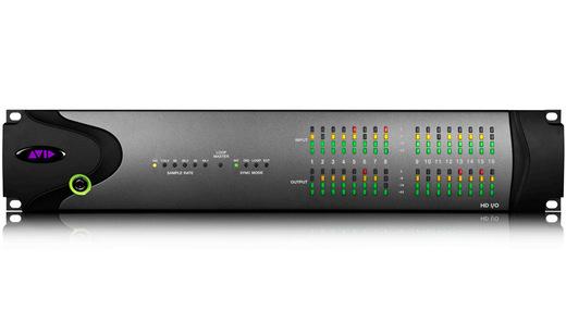 Avid Avid HD I/O 16x16 Analog