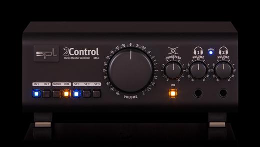 SPL 2Control (Black/model 2861)