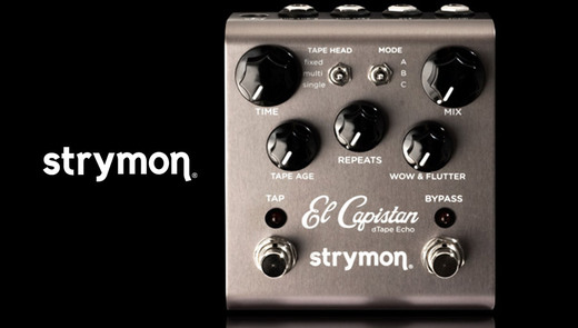 strymon El Capistan(エル・キャピスタン)