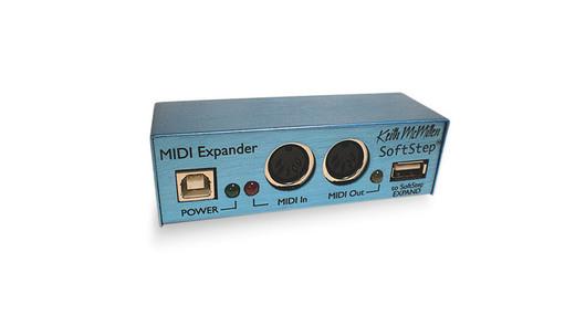 Keith McMillen Instruments MIDI Expander