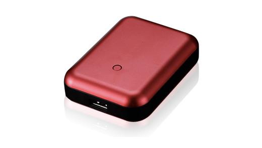Just Mobile Gum Plus Red