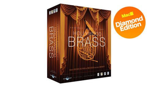 East West EWQL Hollywood Brass Diamond Edition Mac版