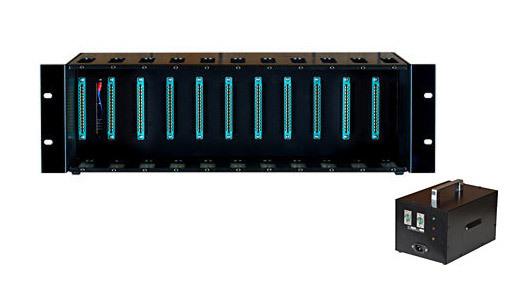BAE Audio Classic API 11 Module Rack Case
