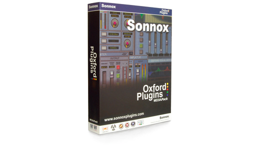 Sonnox Oxford Sonnox Fraunhofer Pro-Codec Native