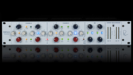 RUPERT NEVE DESIGNS Portico II Master Buss Processor ★Rock oN GO TO NEXT クーポン配布中!