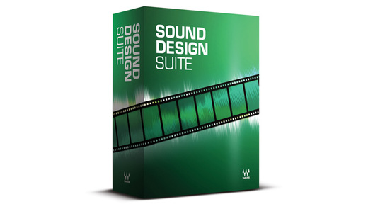 Waves Sound Design Suite ★アウトレットセール!