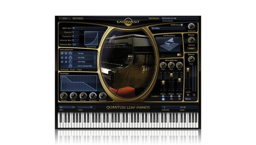 East West Quantum Leap Pianos