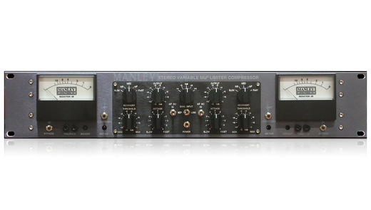 MANLEY Stereo Variable-MU Mastering Version