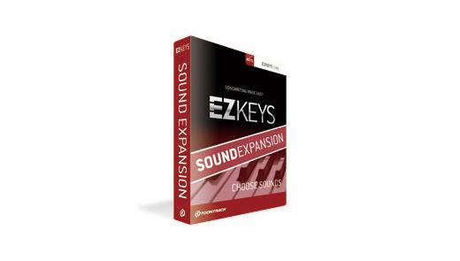 TOONTRACK EZ KEYS SOUND EXPANSION