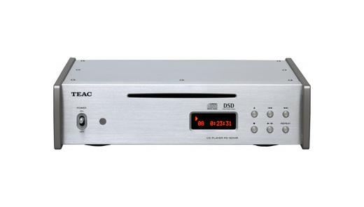 TEAC PD-501HR(Silver)