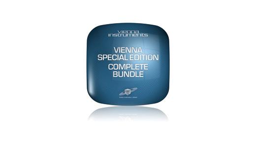 VIENNA VIENNA SPECIAL EDITION COMPLETE BUNDLE