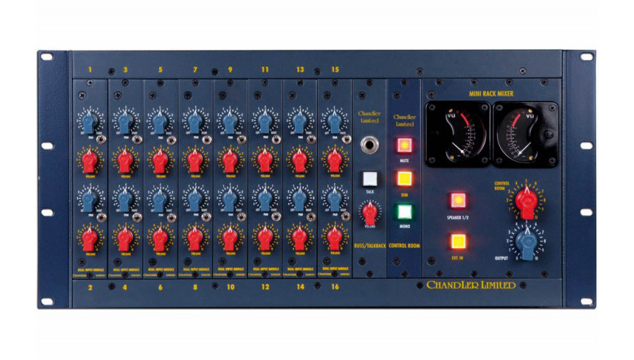 CHANDLER LIMITED TG Rack Mixer...