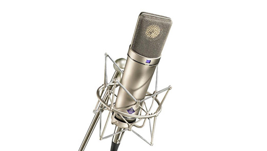 NEUMANN U87Ai studio set(専用木箱・サスペンション付き) ★3/31まで!マイクケーブルプレゼント!