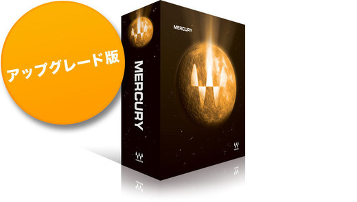 Waves Mercury Upgrade from Horizon ★増税前Rock oN Demand SALE!