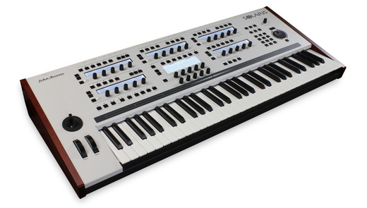 John Bowen Synth Design Solaris (White Grey)