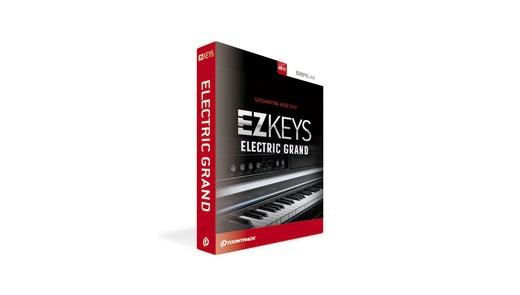 TOONTRACK EZ KEYS - ELECTRIC GRAND
