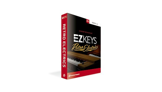 TOONTRACK EZ KEYS - RETRO ELECTRICS