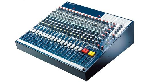 SOUNDCRAFT FX16 Ⅱ