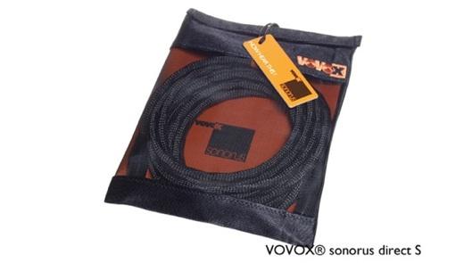 VOVOX sonorus direct S custom 3.0m TRS Tiny XLRf