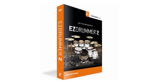 TOONTRACK EZdrummer 2 ★TOONTRACK20周年記念サマーセール!7月31日まで!
