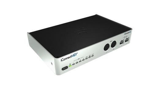 iConnectivity iConnectMIDI4+ Lightning Edition