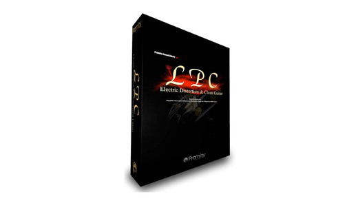 Prominy LPC Electric Distortion Guitar