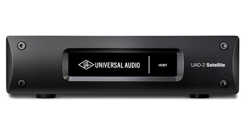 Universal Audio UAD-2 SATELLITE THUNDERBOLT QUAD CUSTOM(Thunderbolt 2接続) ★クーポンコードで10%OFF!2020大決算ブランド市★Universal Audio 人気プラグイン無償提供プロモーション!