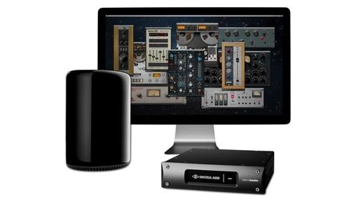 Universal Audio UAD-2 SATELLITE THUNDERBOLT QUAD CUSTOM