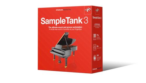 IK Multimedia Sample Tank 3 ★在庫限り74%OFF!