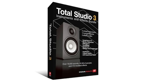 IK Multimedia TOTAL Studio 3 ★12/25まで!Best Seller Sale!!