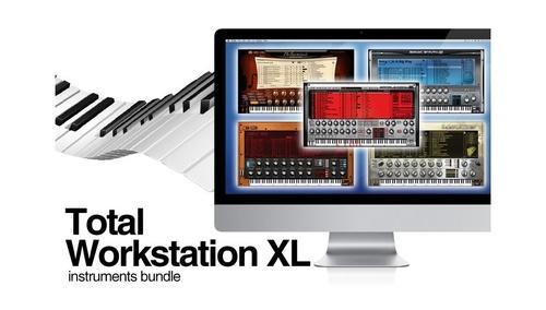 IK Multimedia TOTAL Workstation XL キャンペーン版 ★12/25まで!Best Seller Sale!!