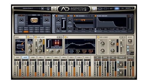 xlnaudio Addictive Drums 2 Creative Collection ★在庫限り特価!