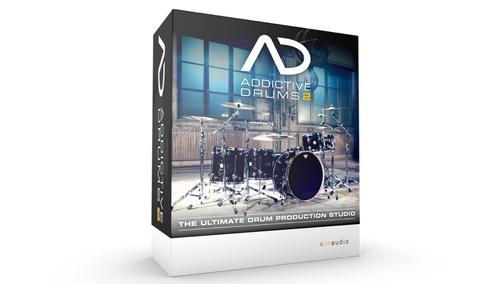 xlnaudio Addictive Drums 2 ★Winter Sale在庫限り特価!!