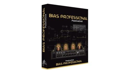 Positive Grid BIAS AMP Desktop Professional ★Black Friday Sale!28%OFF!