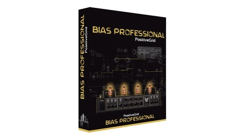 Positive Grid BIAS AMP Desktop Professional