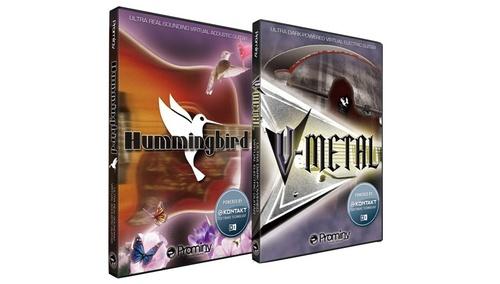 Prominy Hummingbird & V-METAL スペシャル・バンドル ★在庫限り特価!