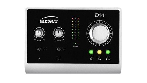audient iD14 展示開封品