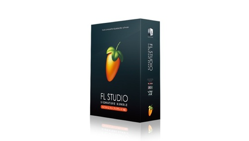 IMAGE LINE SOFTWARE FL STUDIO 12 SIGNATURE BUNDLE