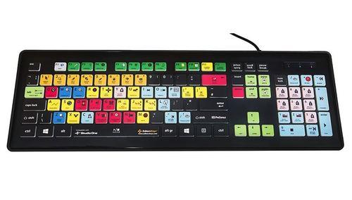 Editors Keys PreSonus Studio One Backlit PC Keyboard (PC対応)