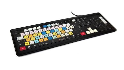Editors Keys Adobe Photoshop Backlit PC Keyboard (Mac & PC対応)