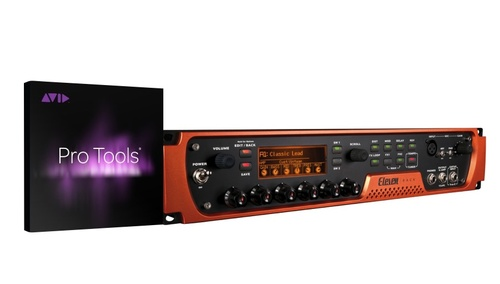 Avid Eleven Rack with Pro Tools Subscription