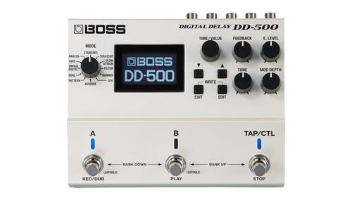 BOSS DD-500(DIGITAL DELAY)