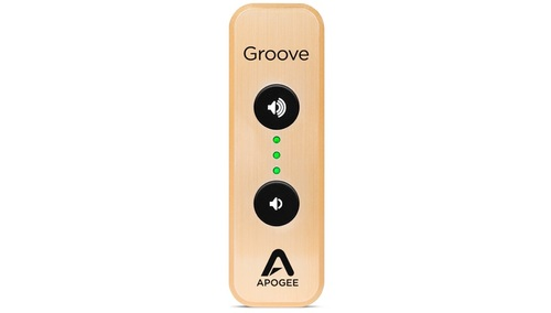 APOGEE Groove30thAnniversaryEdition Gold