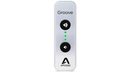 APOGEE Groove 30th Anniversary Edition Silver