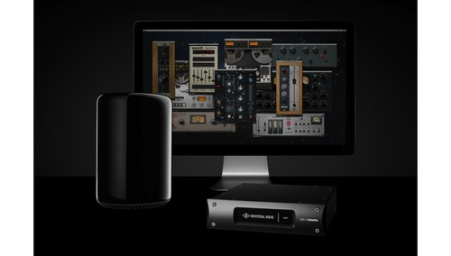 Universal Audio UAD-2 SATELLITE THUNDERBOLT OCTO ULTIMATE 4 ★在庫限り、最終特価!