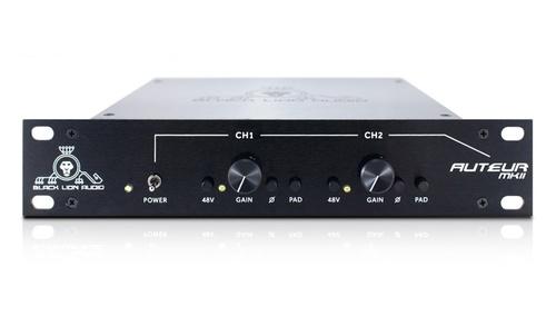 Black Lion Audio Auteur MkII